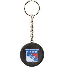 NHL Key Chain Puck NY