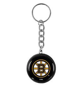 NHL Key Chain Puck BOS