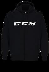 CCM Full zip hood Sr