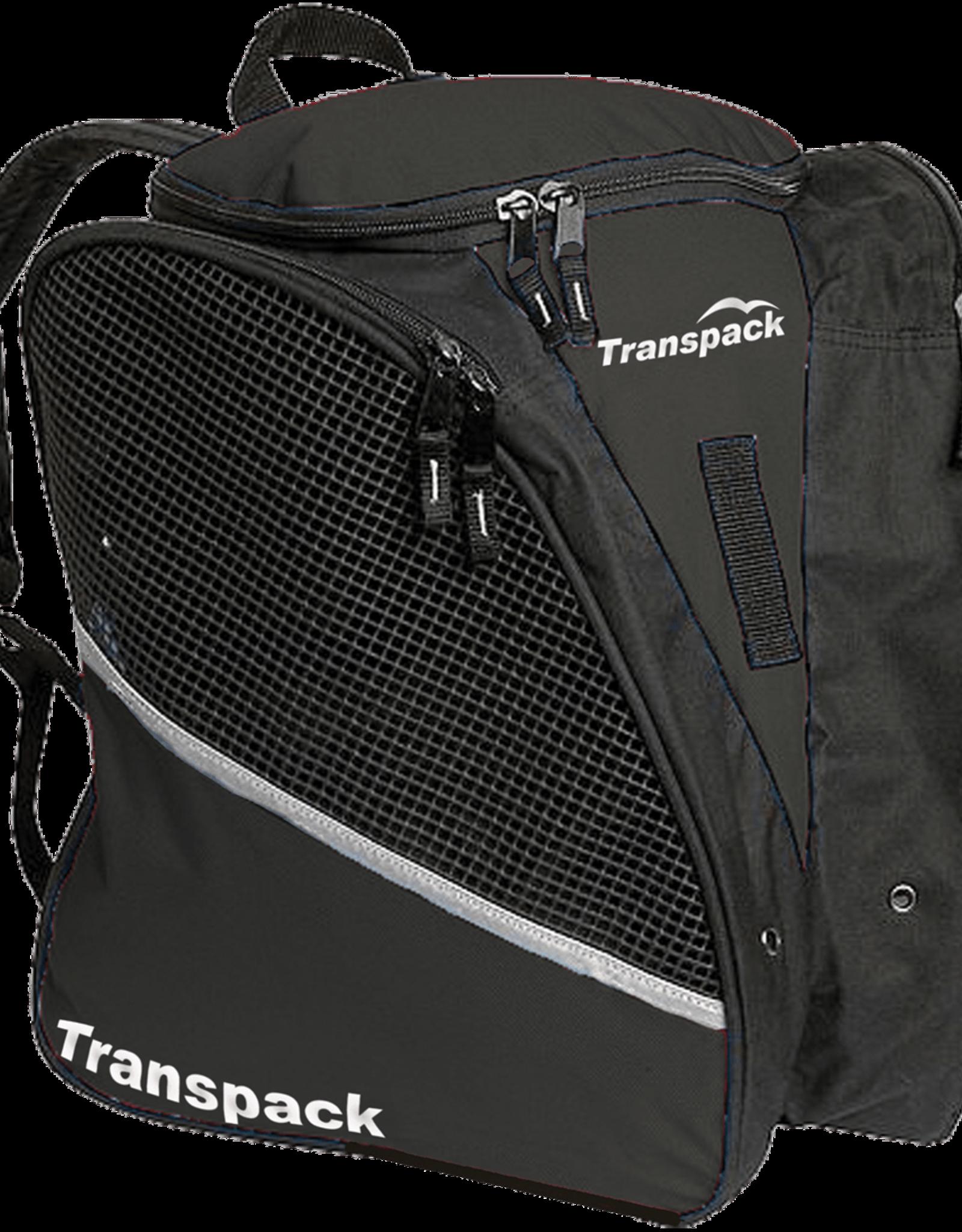 TRANSPACK BACKPACK ICE BLACK
