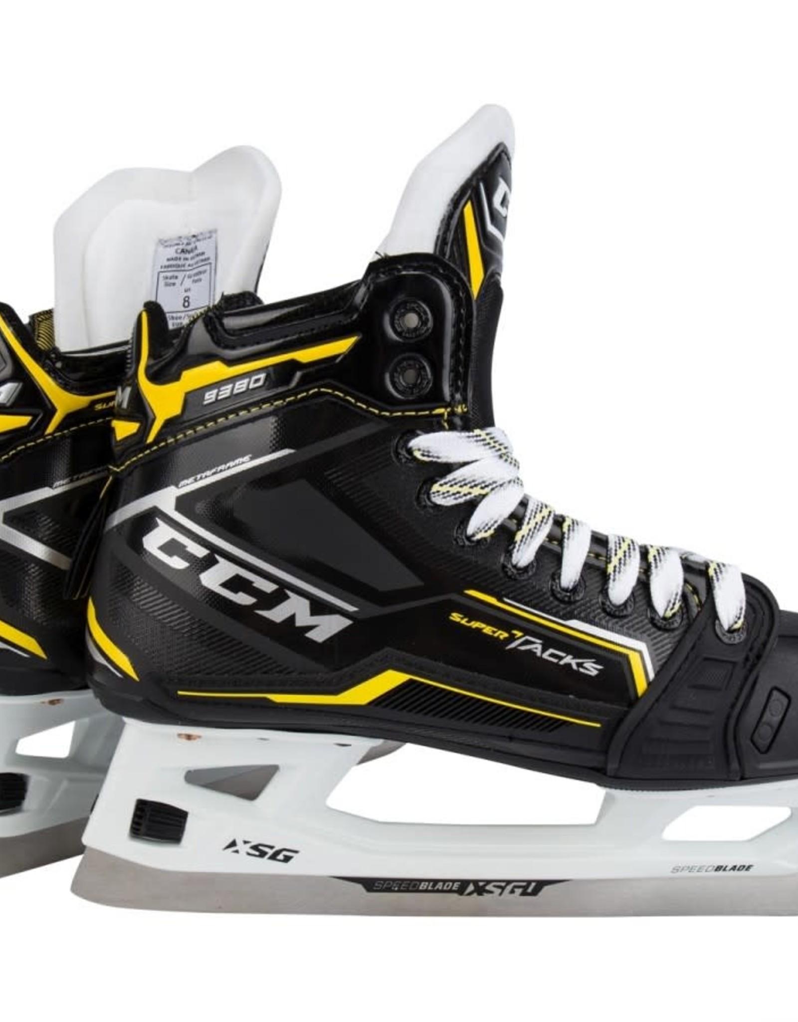 CCM Super Tacks 9380 Goalie Skate SR