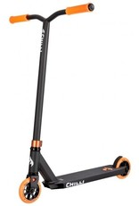 Chilli Pro Step Base Zwart/Orange