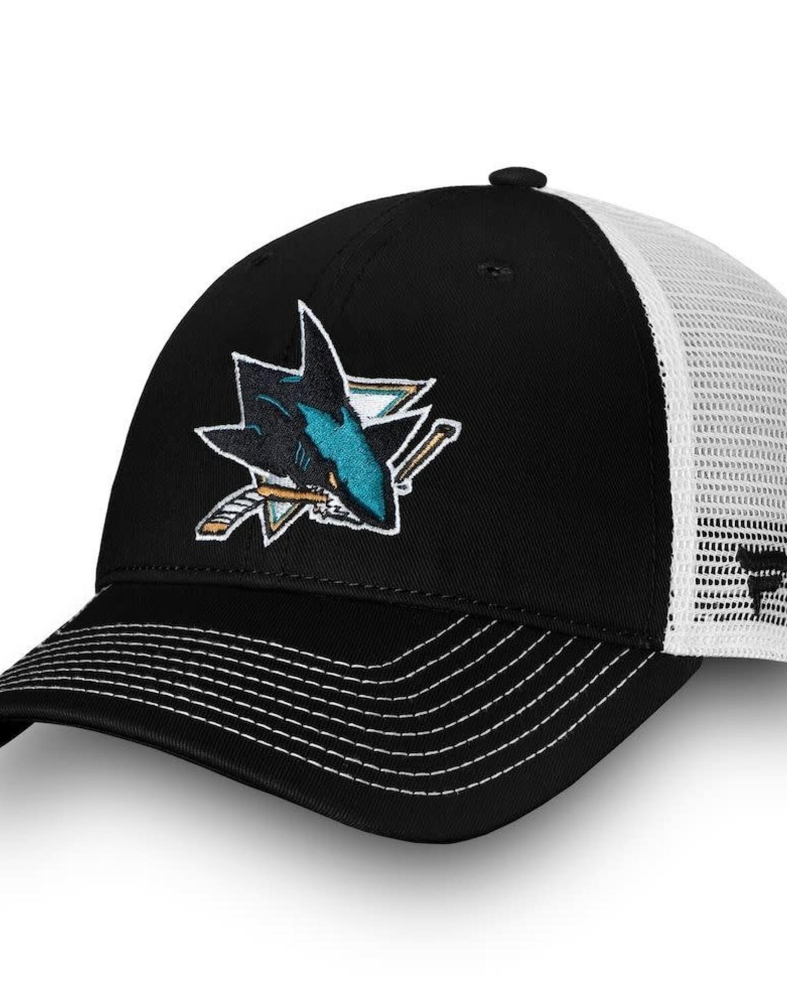 Trucker Adjustable Cap San Jose Sharks