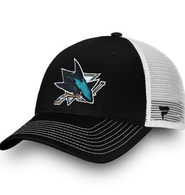 Trucker Adjustable Cap San Jose Sharks