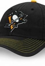 Fan  Adjustable Cap Pittsbrurgh Penguins Black