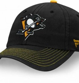 Fan  Adjustable Cap Pittsbrurgh Penguins Black