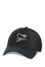 Fan  Adjustable Cap San Jose Sharks Black
