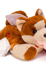 Edea Tissue Box Yuki Dog
