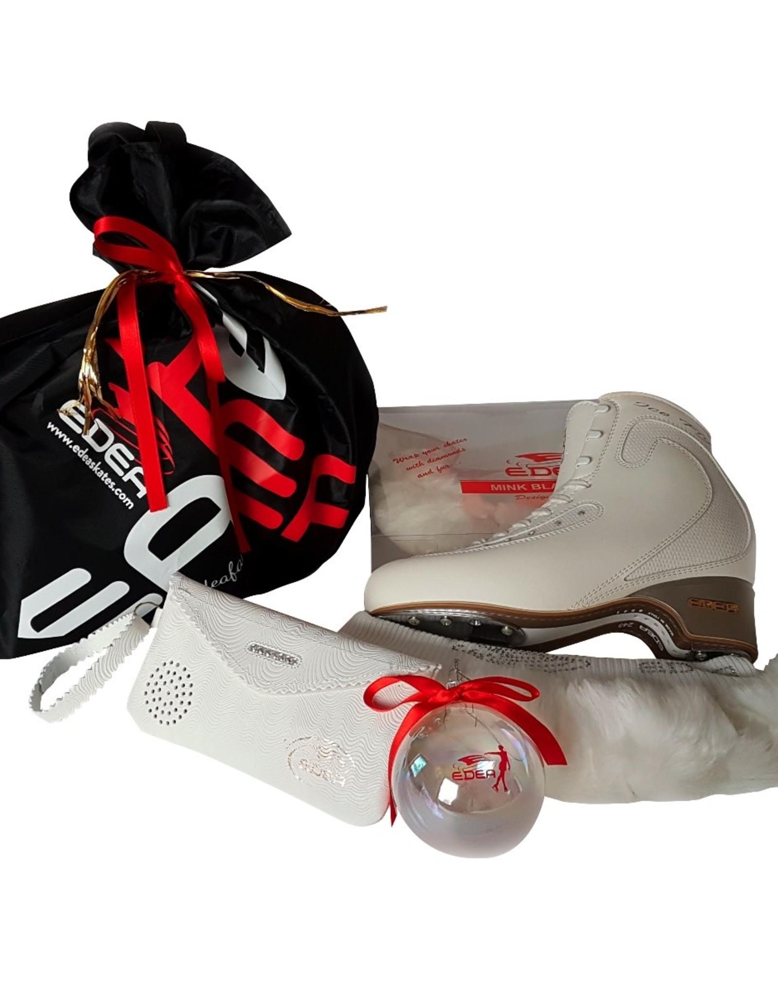 Edea Christmas Gift Pack ELEGANCE White