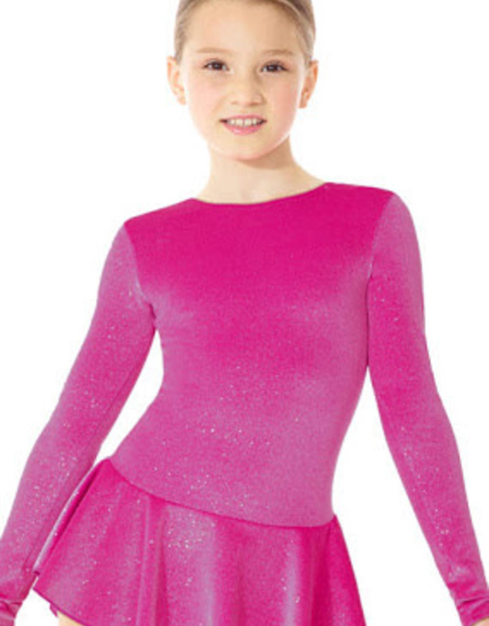 Mondor Jurkje Pink Glitter 2711.  4-6 Jaar
