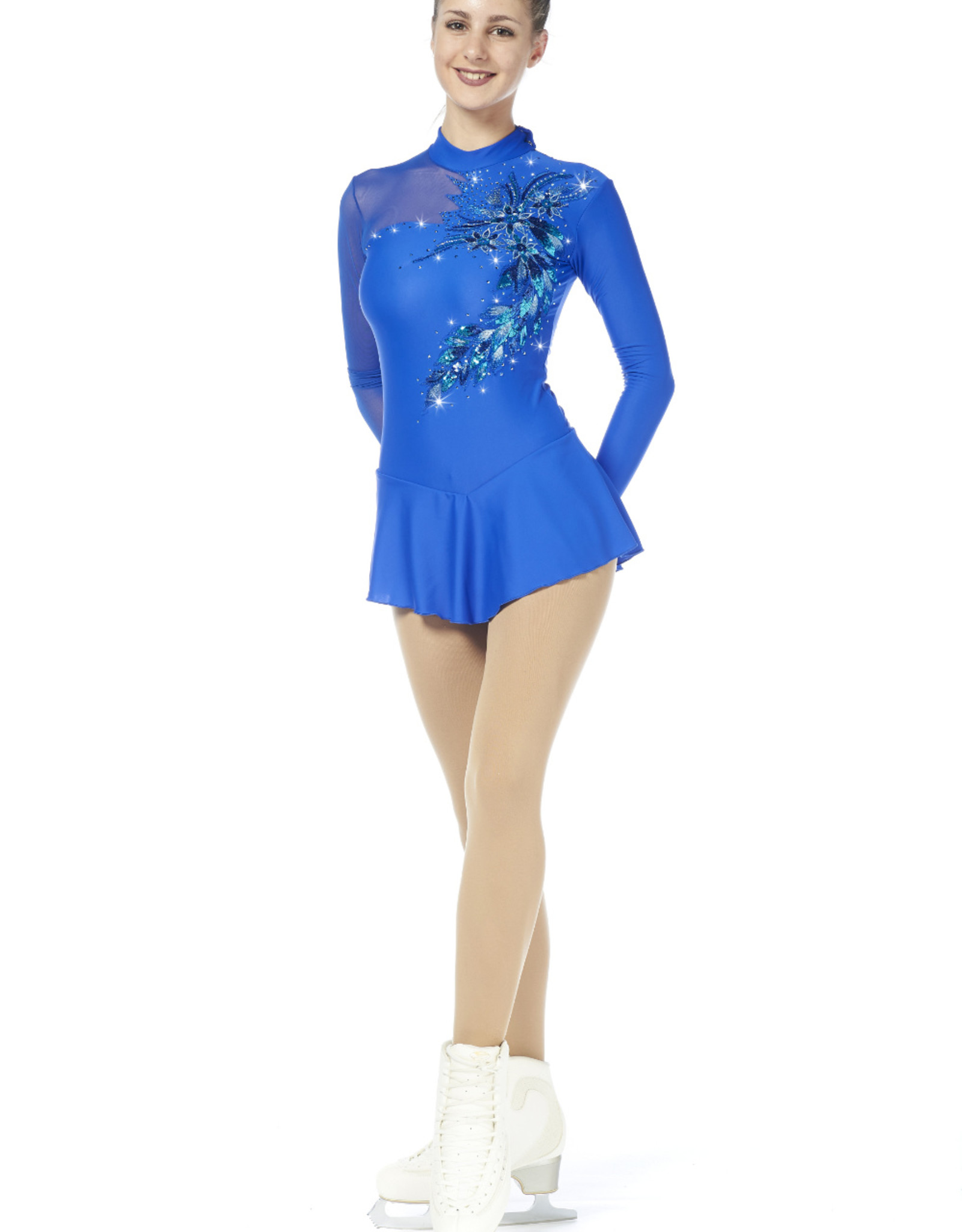 Sagester 2059 Competition Dress Bluette
