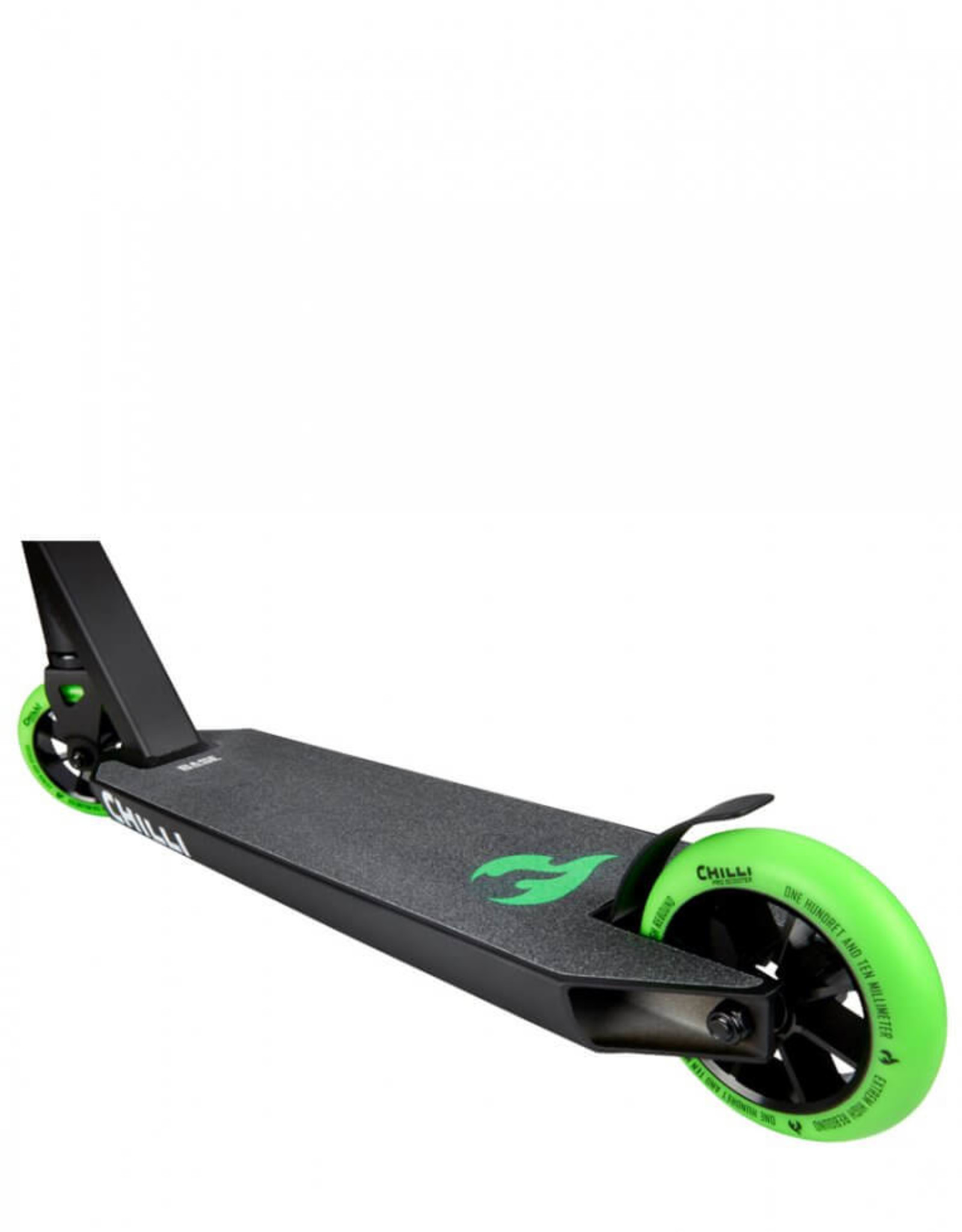 Chilli Pro Stuntstep Base Black/Green