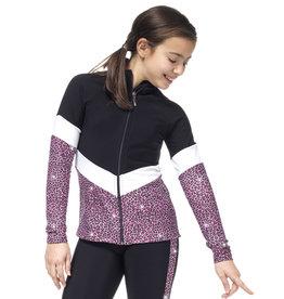 Sagester Jacket 222 Leopard Pink