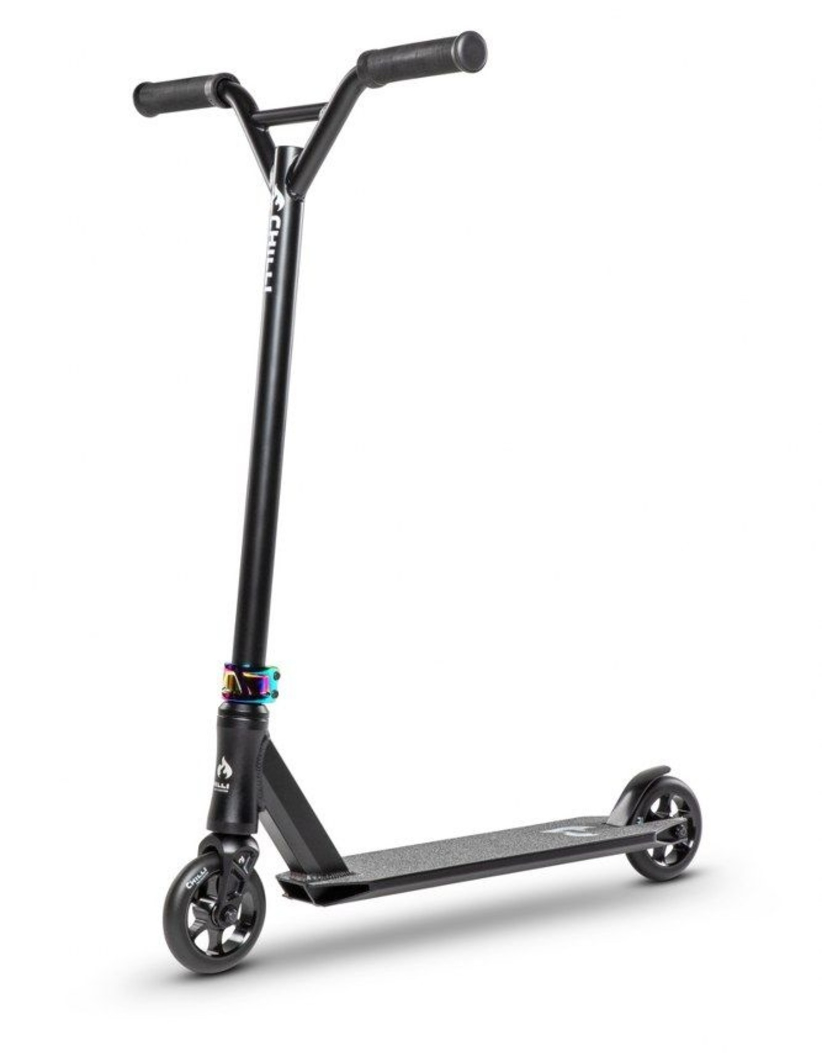 Chilli Pro Step/Scooter  5000 110MM Black/Neochrome Clamp