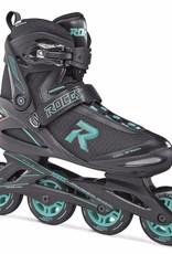 Roces Roces ICON 80 Black/Aqua