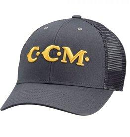 CCM Historical Meshback Trucker Cap SR