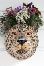 Quail Wandvaas LUIPAARD leopard