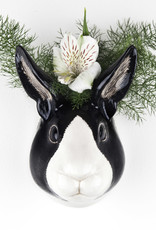 Quail Wandvaas KONIJN dutch rabbit S