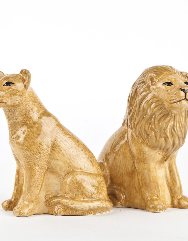 Quail Peper en zout LEEUW lion