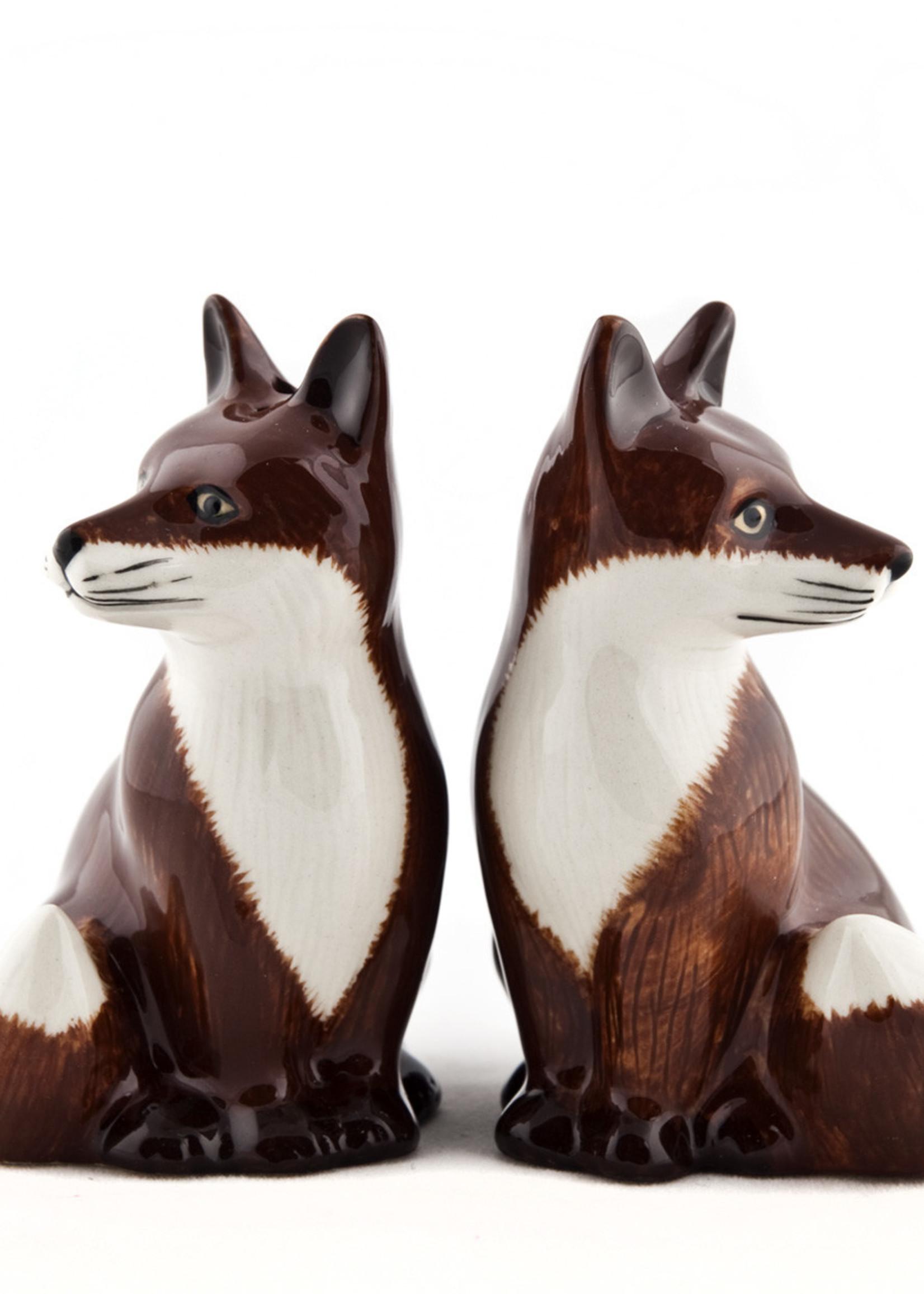 Quail Peper en zout VOS fox
