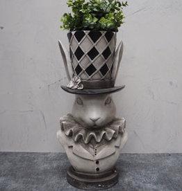 Chehoma Plant pot ALICE Konijn 46 cm