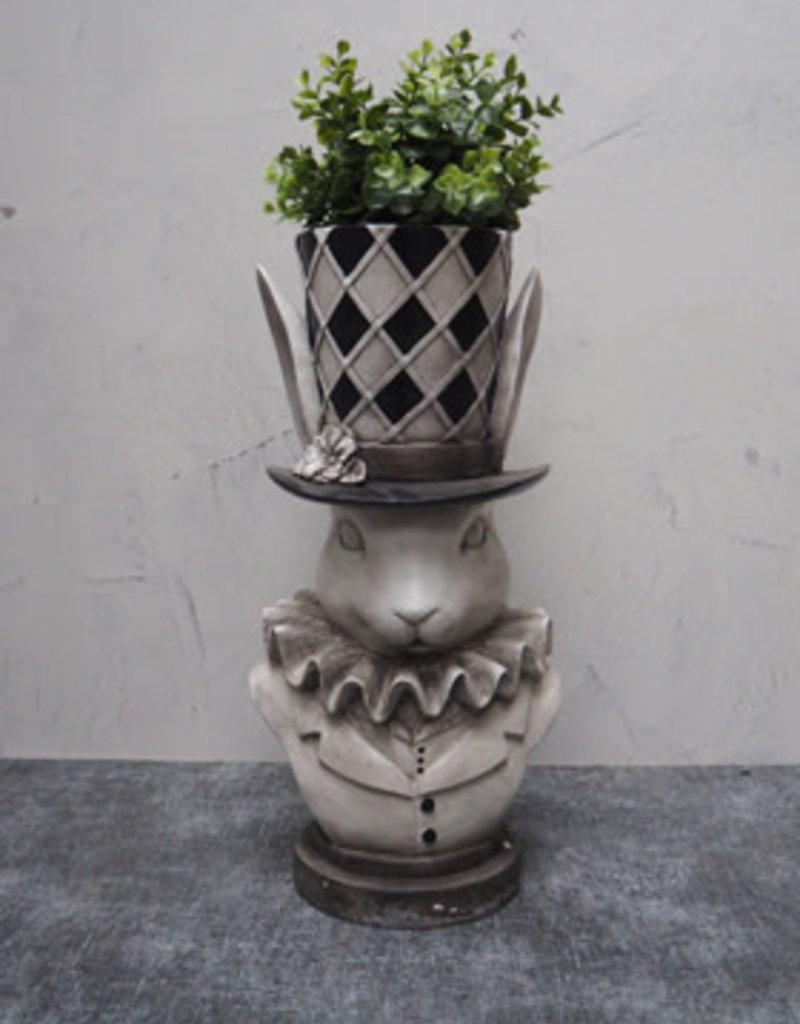 Chehoma Plant pot ALICE Konijn 46 cm hoog