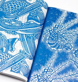 Pepin Press Boek met cadeaupapier JAPANESE PATTERNS