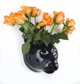 Quail Wandvaas ZWARTE PANTER panther