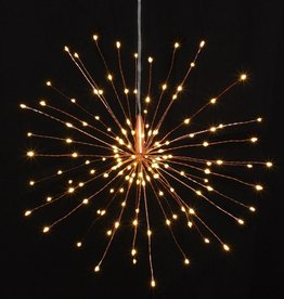 Lightstylelondon Starburst lamp KOPER