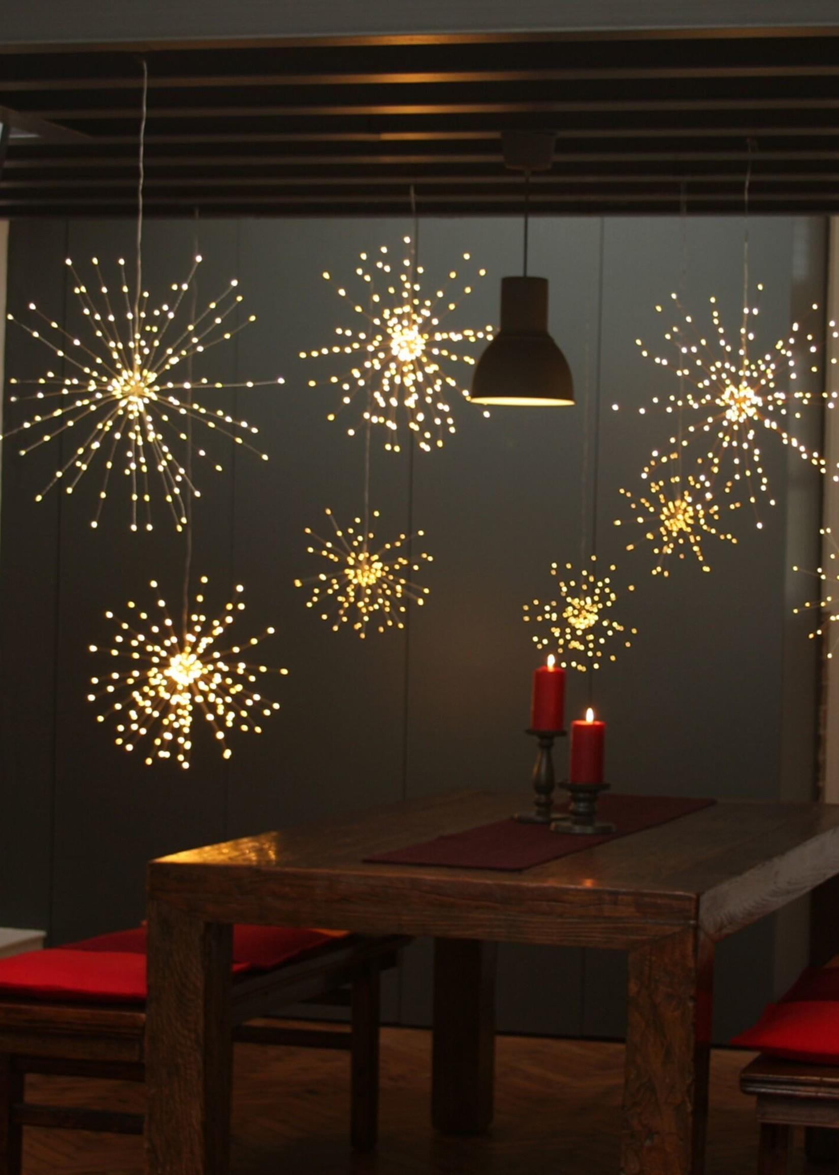 Lightstylelondon Starburst lamp KOPER
