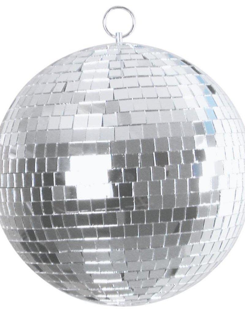 Eurolite Discobal Zilver 20 CM