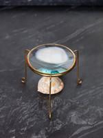 Chehoma Vergrootglas op pootjes 9 x 11 cm