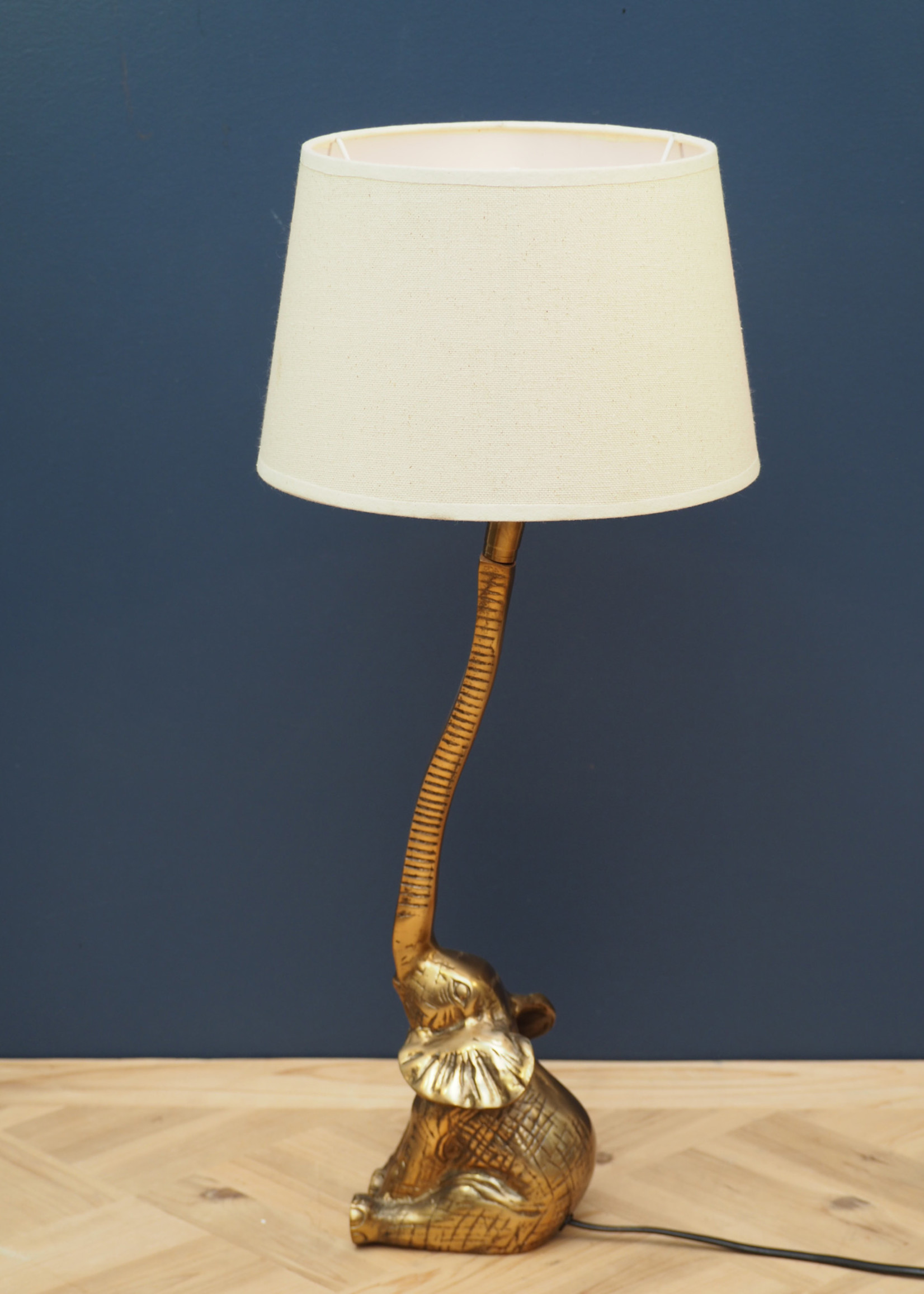 Chehoma Tafel Lamp incl. kap OLIFANT 60cm hoog