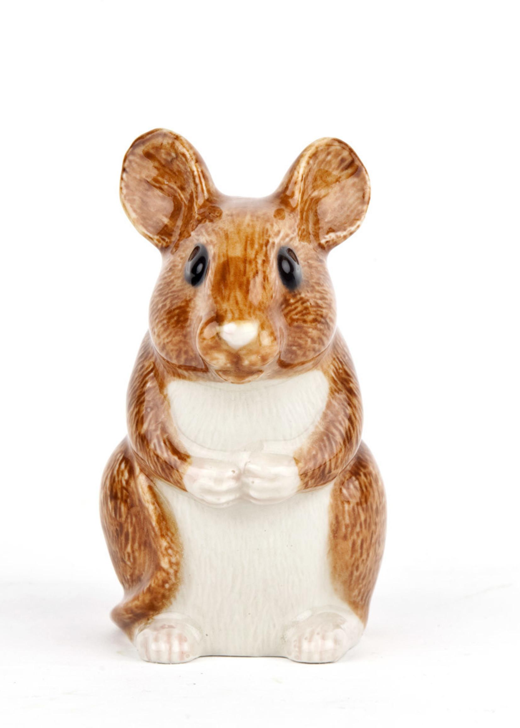 Quail Vaasje MUIS wood mouse