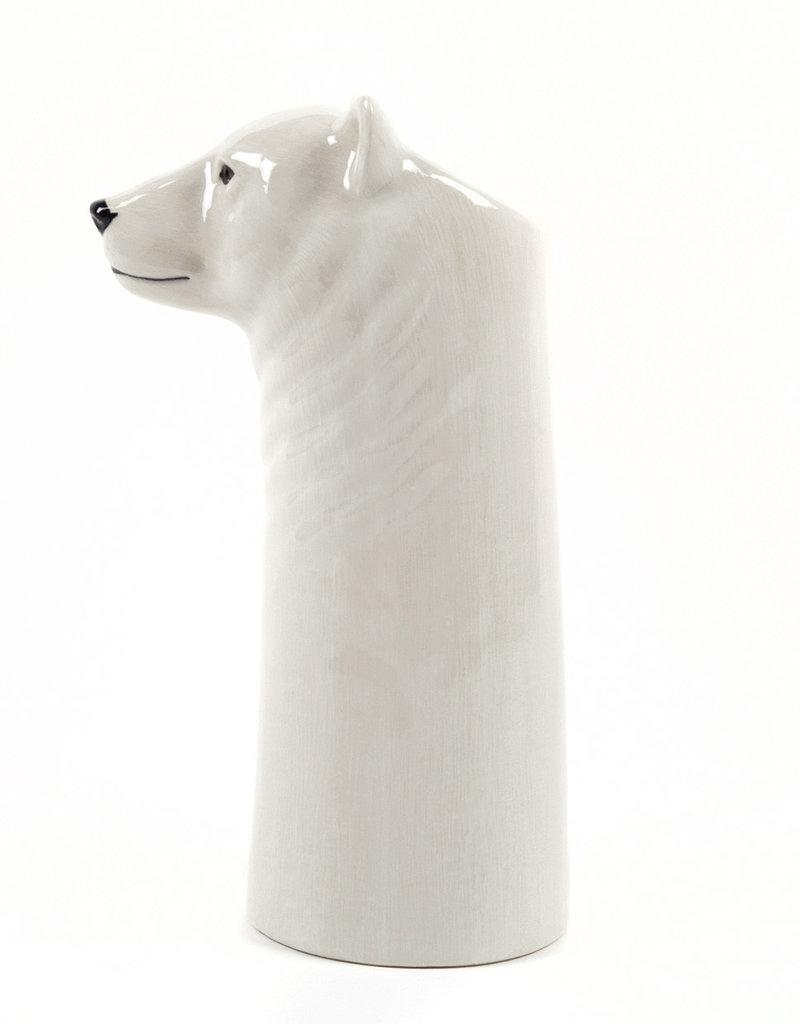 Quail Vaas IJSBEER 27cm polar bear