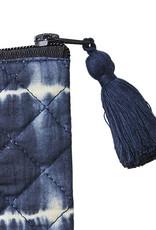 Affari Toilet tas Tie Dye BLAUW 15x13cm