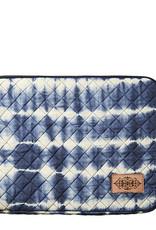 Affari Laptop hoes Tie Dye BLAUW 35x26