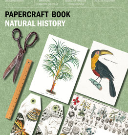 Pepin Press Papercraft Boek NATURAL HISTORY