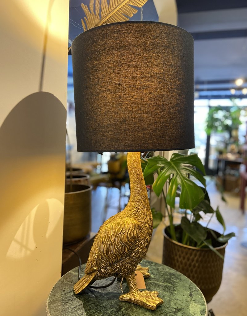 Chehoma Tafel lamp incl. kap GANS 65 cm hoog
