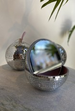 DOIY Sieradendoosje DISCOBAL met spiegel