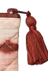 Affari Toilet tas Tie Dye ROOD 15x13cm