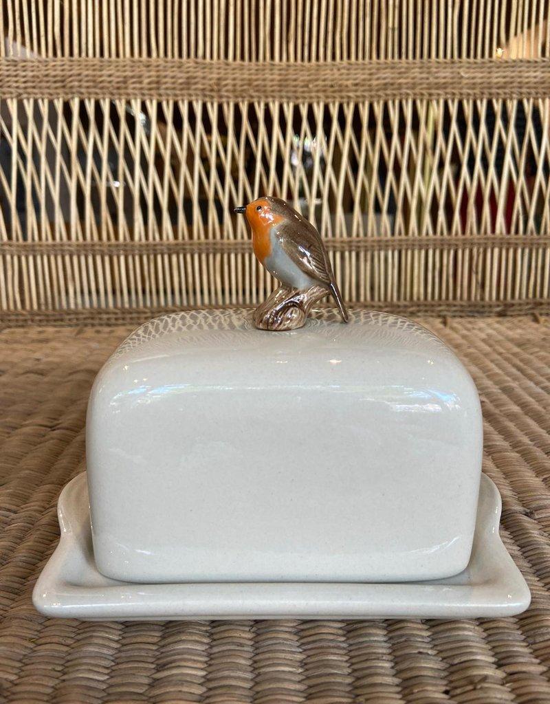 Quail Botervloot ROODBORSTJE robin