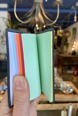 ARK colour design Notitieboekje vagina ZWART