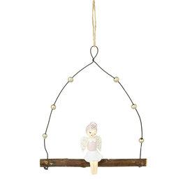 Heaven sends Hanger ENGEL op schommel