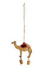 Hanger kameel met bellen