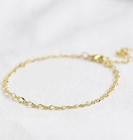 Lisa Angel Armband INFINITY goud