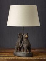 Chehoma Tafel lamp incl. kap BEER