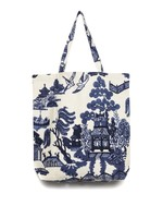 One hundred Stars Canvas tas GIANT WILLOW blauw