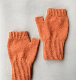 GreenGroveWeavers Handschoen KORT vingerloos ORANJE