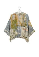 One hundred Stars Korte Kimono NEW YORK